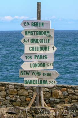 Entre Amsterdam et New York...