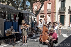 Troubadours à Collioure